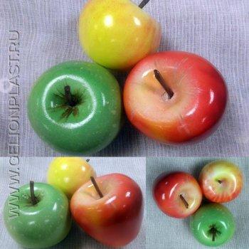 Муляжи яблок из пенопласта