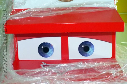 Глаза Мака