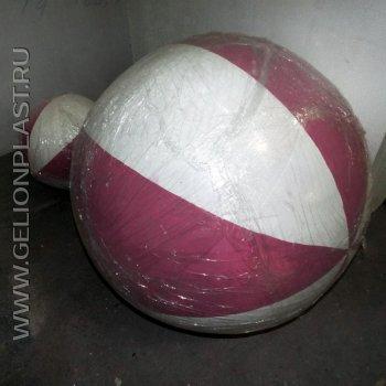 Шары-мячи из пенопласта