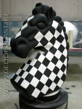 Большие шахматные фигуры