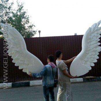 Крылья из пенопласта