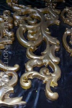 Декоративные элементы из пенопласта
