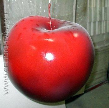 Огромная пенопластовая вишня