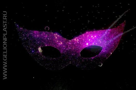 Карнавальная маска из пенопласта