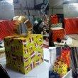 Подарочные коробки с бантами