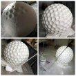 Шар для гольфа из пенопласта и клюшка