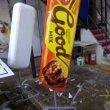 Шоколадные батончики из пенопласта