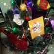 Украшения для новогодней елки из пенопласта