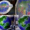 Глобус для детской игровой площадки «Yu Kids Island»